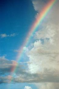 Радуга завета служит постояным напоминанием нам о Божьей милости